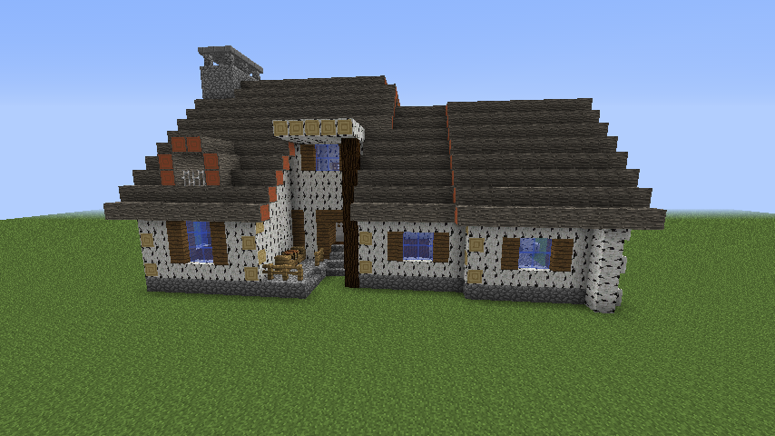 Old House Creation 7163