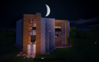 20x15Atlantique Mini Modern Furnished House