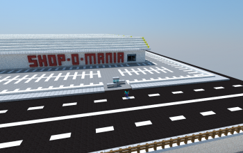 Shop-O-Mania shopping center