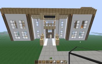 Snow Mansion