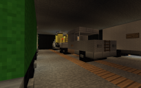 Truck w/ Forklift