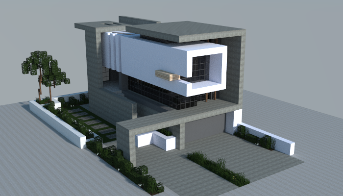 Modern house creation 7289 for Modern house schematic