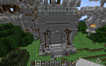 Castle Gate (3-Height) Model h-2.1e