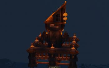 Sky Castel