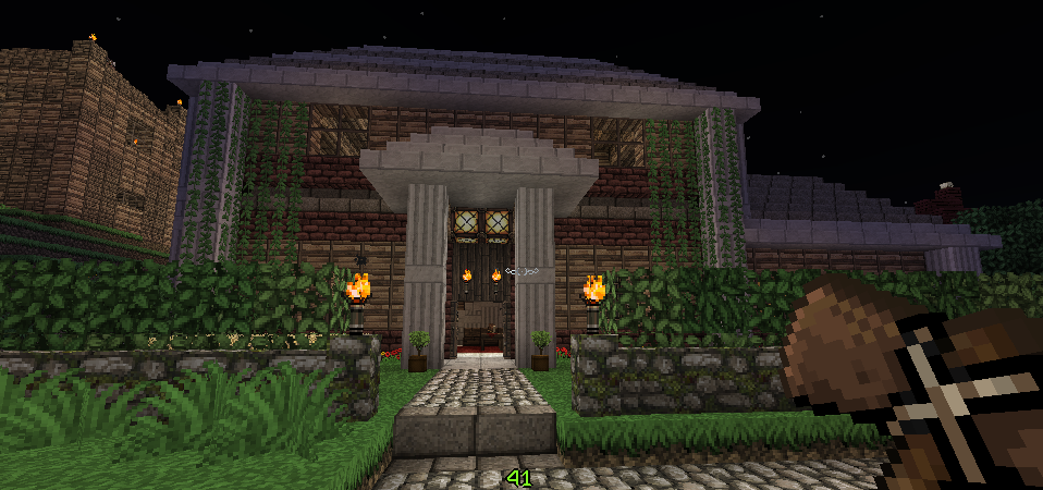 Country House Creation 739