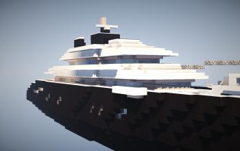 GTA Galaxy Super Yacht
