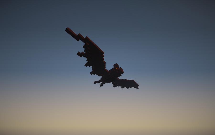Giant Bat Creation 7407