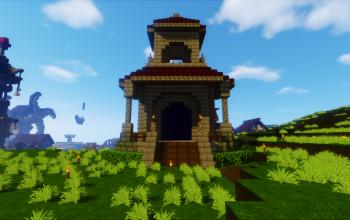 Medieval Hellportal