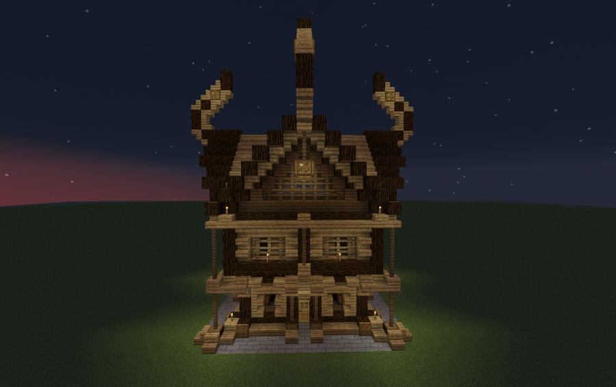Viking House Creation 7421