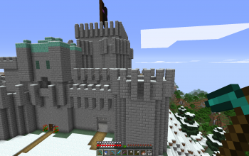 Updated Castle