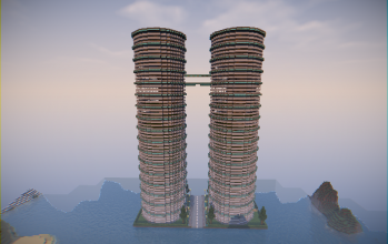 Diamond Twin Towers (unfurnished)
