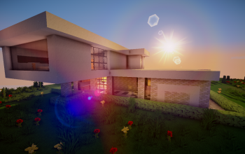 30x20 Dolce Vita Modern House