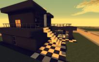 20x20Lotus Small modern house