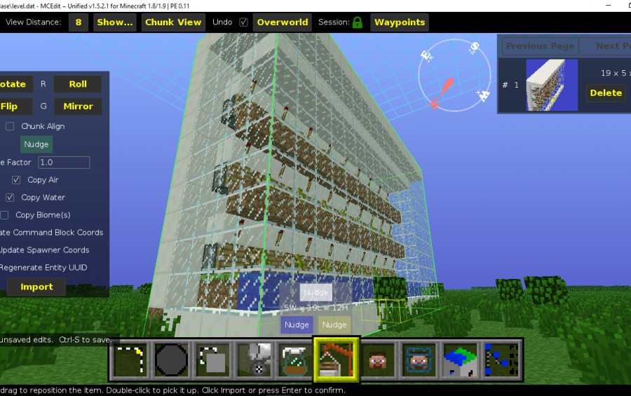 Automatic Melon Farm, creation #7463