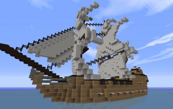 minecraft pirate ship schematics www picturesso com