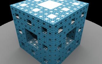 menger cube maze