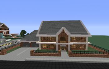 Minecraft Modern Creations