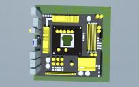 Intel Z170 Motherboard 2