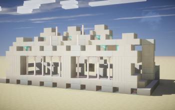 Futuristic Prison Cell