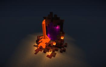 Giant Nether Portal