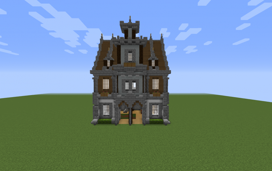 Medieval House Shop Creation 7560