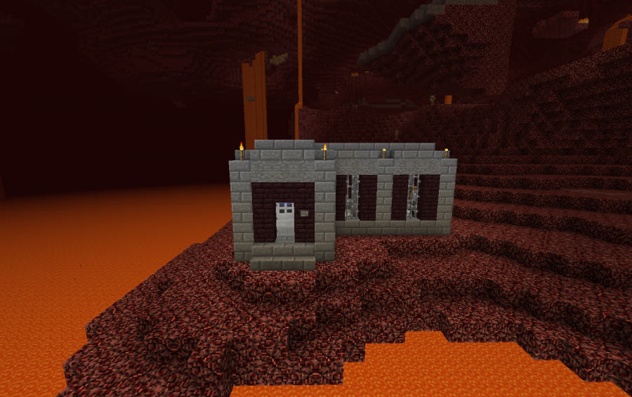 Nether Living Facility Creation 7565