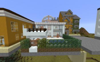 Modern luxy house