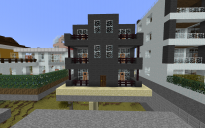 Poor small apartment building