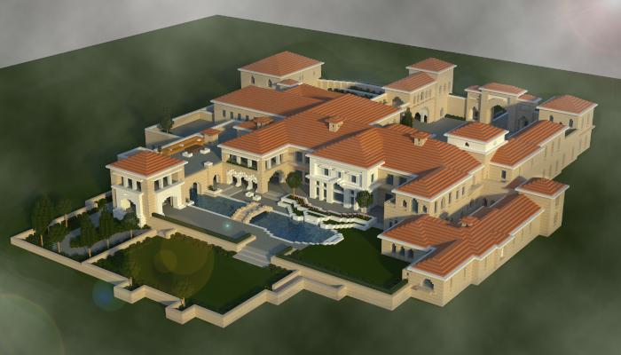 Mega Mansion Creation 7589