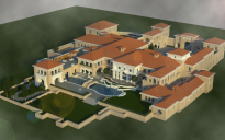 Mega mansion