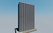 Minecraft apartment