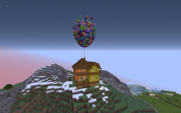 """""""Up"""" house"""