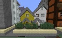 Low stending houses