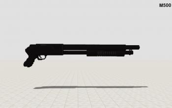 M500 Shotgun