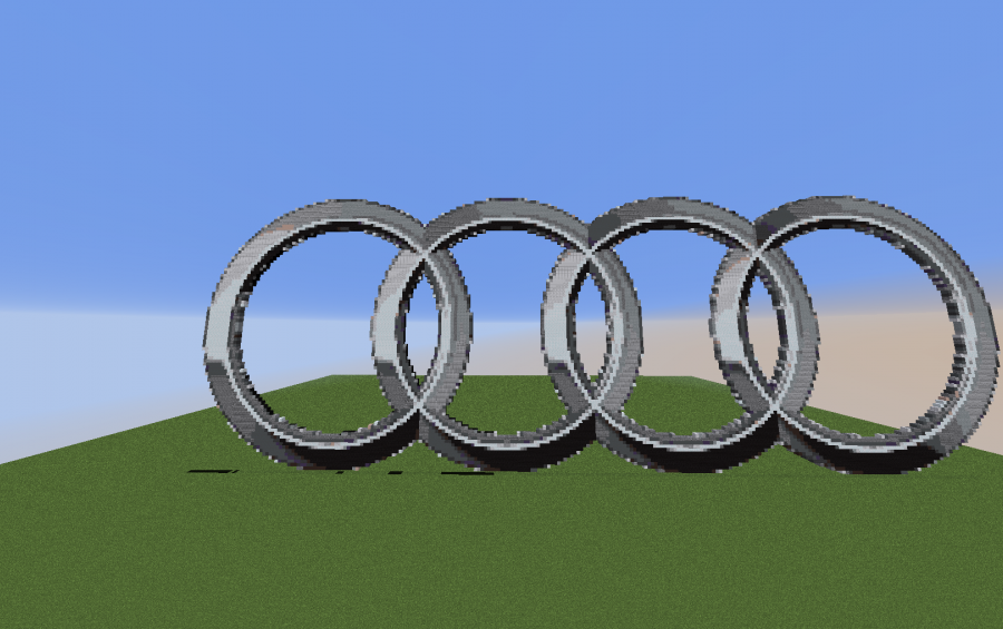 Audi Logo Creation 7738