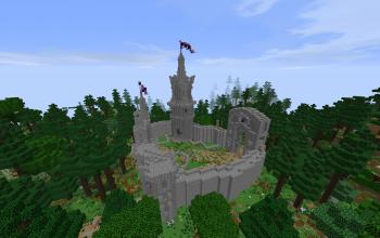 Neobyte LOTR Castle