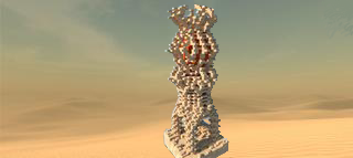 Tower Of Aerith | Chunk Challenge | Contest entry