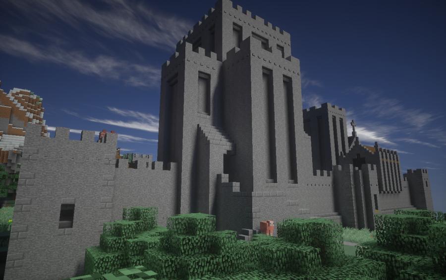 Minecraft Castles creations - 4