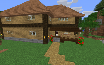 Small Country House