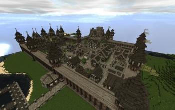 Apex Medieval City
