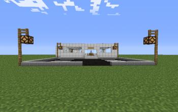 Minecraft Grocery Store