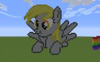 Derpy Pixel Art