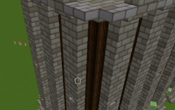 Tall Wall Bend/Corner