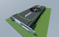 NVIDIA GeForce GTX 590 (Asus)