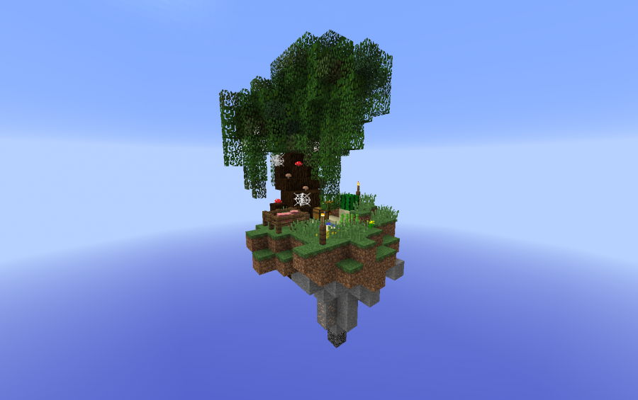 sky island survival, creation #7934