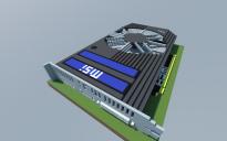 AMD Radeon HD 7770 1 GB GDDR5 (MSI)