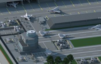 AirBase 2040 AD
