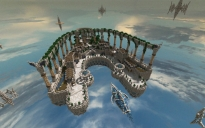 The Aerie Sky City by Ethaerith | Sustainable City Project Contest