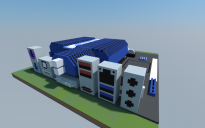 Asus AT510NT-1 motherboard