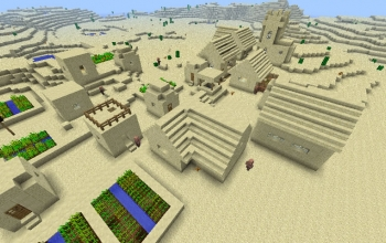 Default Desert Town Village
